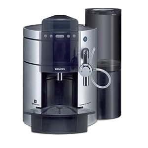 siemens epd1013223 cafeti re nespresso 19 bars. Black Bedroom Furniture Sets. Home Design Ideas
