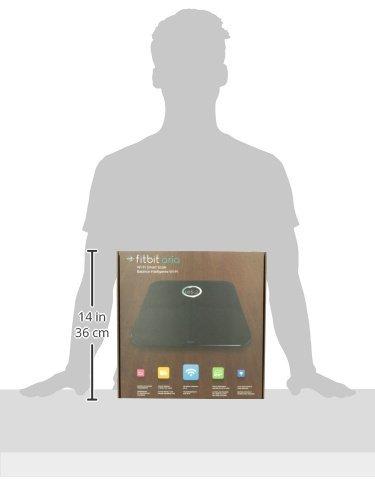 Fitbit FB201B Personenwaage Wifi Aria schwarz - 10