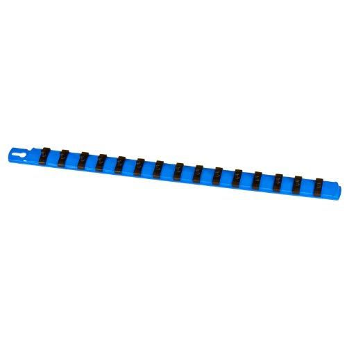 Ernst fabricación 8400-red-1/445,72cm organizador de vaso y 15–1/4-inch Twist Lock clips, 8403-Blue-1/4
