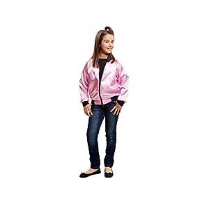 My Other Me Me-203356 Disfraz Pink Lady para niña, 7-9 años (Viving Costumes 203356)