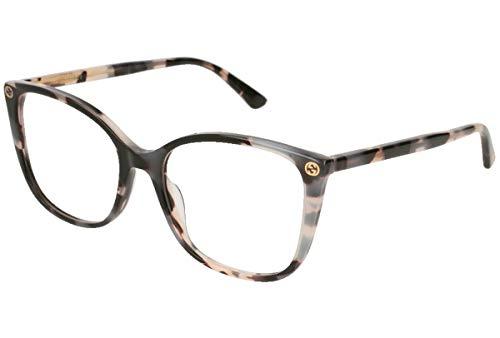 Gucci GG0026O, Acetat Damenbrillen