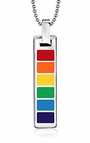 mealguet-acciaio-inossidabile-lgbt-gay-pride-arcobaleno-collana-con-ciondolo-rettangolare-per-gay-e-