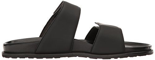 Kenneth Cole In the Heat, Sandales Bout Ouvert Homme Noir (Black 001)