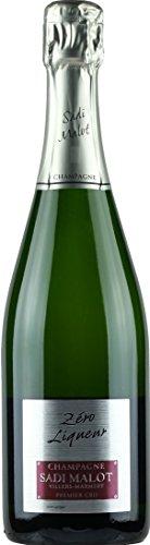 Sadi Malot Champagne Nature Zero Liqueur