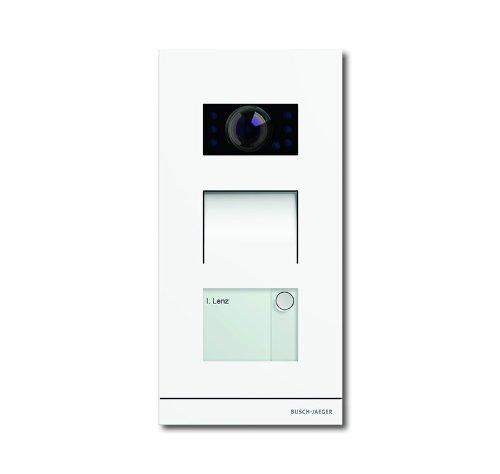 Busch-Jäger 83121/1Pet Video Door Intercom 1°F