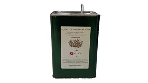 Olio extra vergine di oliva bicoca x 3 litri