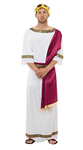 Roman Greek Roman God Costume for Fancy (Magic Kostüm Man)