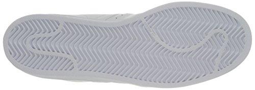 Adidas Pro Model, Scarpe a Collo Alto Uomo White/White/White