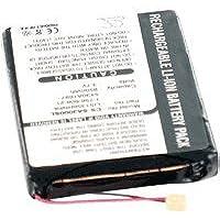 AboutBatteries 138059 Polimero di litio 850mAh 3.7V batteria