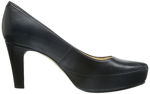 Unisa - Numar_15, Scarpe col tacco Donna Nero (Nero (nero))