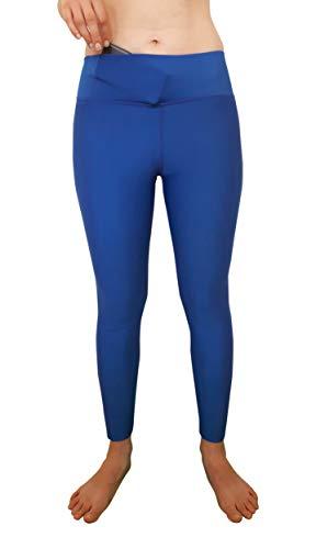 ZAH XS, Legins R Blue (Leggings Royal Blau)