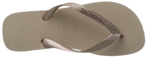 Havaianas Top metallic sand grey H4000733-2719 Grau 2719