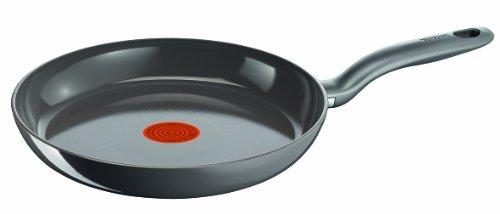 Tefal C93306 - Sartén de cerámica para inducción (28 cm), color negro