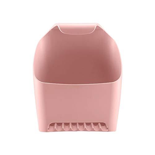 Maritown Kunststoff hängende Dusche Caddy, Duschablauf Korb mit Haken Bad Küche Organizer Einheit Dusche Rack Lagerung Extra Tiefe Körbe Bohren frei - Tiefe Rack-einheiten