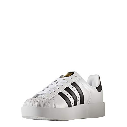 cheap for discount 8f6e7 d0b04 adidas Superstar Bold W, Scarpe da Ginnastica Donna, Bianco (Ftwbla Negbas Dormet),  40 EU