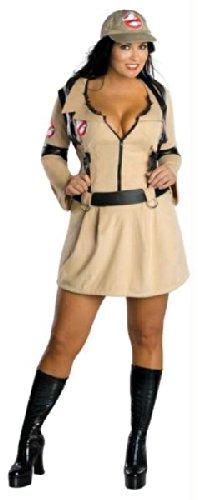 Ghostbusters Female Plus Size (Size Plus Ghostbusters Kostüme)