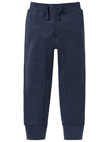 Schiesser Jungen Raw Denim Sweathose T-Shirt, Blau (Navy 815), Herstellergröße: 116