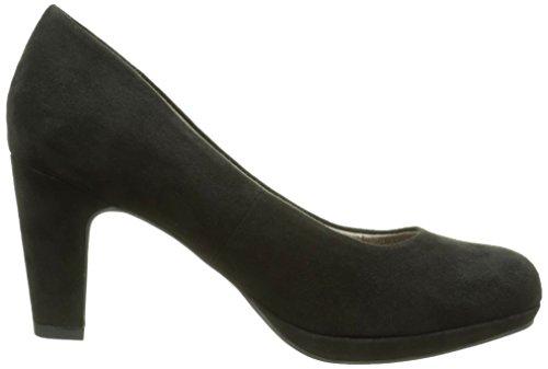 Tamaris 22420, Escarpins femme Noir (black 001)