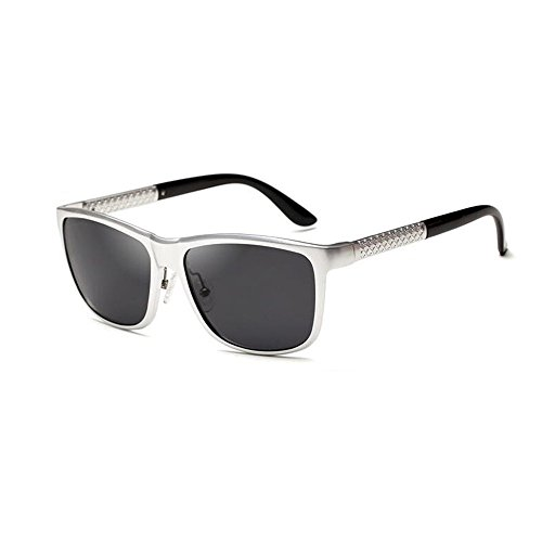 SCJ Mode Brillen Unisex Sonnenbrillen High-Definition-polarisierte Sonnenbrillen Driving Sonnenbrillen Sportbrillen Anti-UV-Anti-Glare (Farbe: 4)