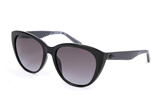 Lacoste Damen L832S Sonnenbrille, Schwarz, 54