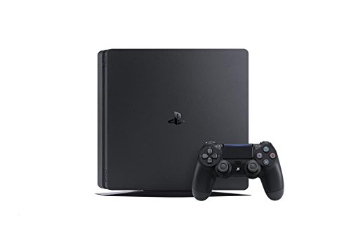 PS4 Slim 500 Go F noir Img 2 Zoom