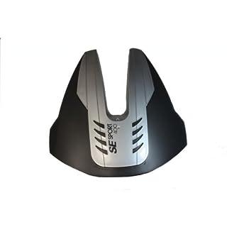 SE-Sport 779-se400blk marktstabilisierende Flossen, schwarz, Einheitsgröße