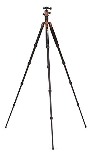 For Sale MeFOTO RoadTrip Convertible Tripod Kit with 5 Section Aluminium Legs – Chocolate on Line