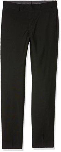 s.Oliver BLACK LABEL Hose Lang, Pantalon de Costume Homme Schwarz (black 9999,schwarz)