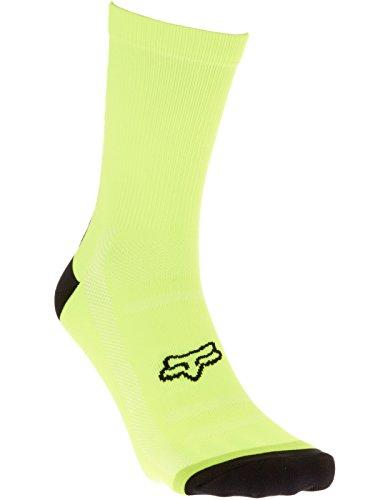 calcetines-fox-dh-amarillo-fluor-talla-s-m-39-42
