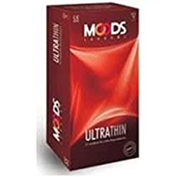 Moods Ultra Thin Condoms (Pack Of 60)