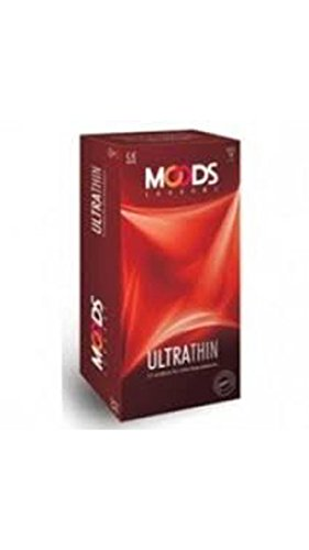 Moods Ultra Thin Condoms (Pack Of 100)