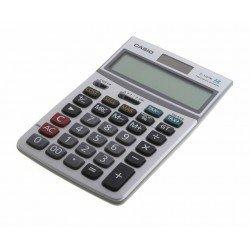 Casio JF-120BM Calculatrice financière de poche/bureau Gris