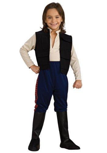 d Fancy dress costume Large (Deluxe Han Solo Kind Kostüme)