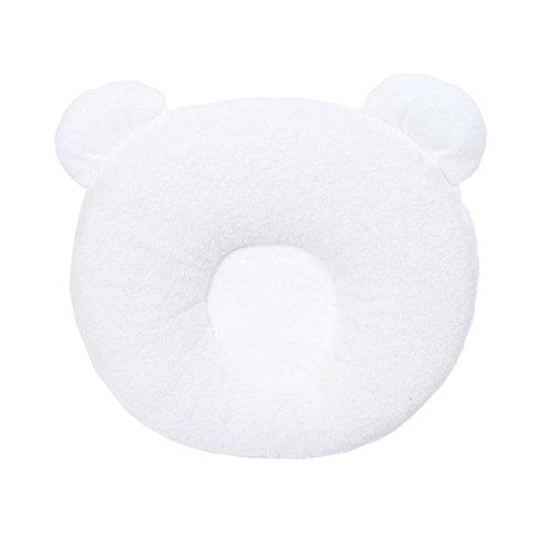 Candide 270109 - Almohadón viscoelástico para bebé con forma de panda