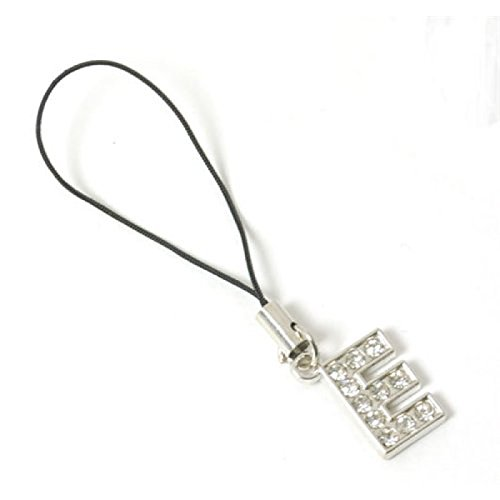 the-olivia-collection-silvertone-acrylic-set-initial-e-mobile-phone-charm