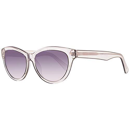 Dsquared2 Damen DQ0173 27B 55 Sonnenbrille, Transparent,