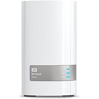 Western Digital My Cloud Mirror Gen 2 WDBWVZ0060JWT-EESN 6 TB Persönlicher Cloud Speicher