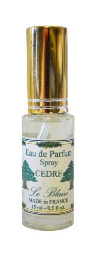 Le Blanc PS07 Vaporisateur Eau de Parfum Cèdre 12 ml