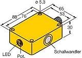 turck Sensor ultrasónico RU100de Q30de AP8X de H1141reflexionstaster pulsador 4047101161434por ultrasonido