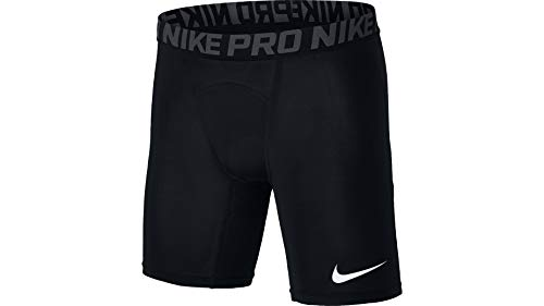 NIKE Herren Kurze Hose Pro Cool Compression 6 Zoll Shorts, schwarz (Black/Anthracite/White), S