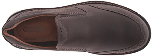 Ecco Mens Fusion II Slip-On Loafer Coffee