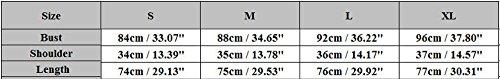 Hoverwings Femmes Longue Midi Sans Manches Ouvert Plaine Veste Cardigan Haut Gilet - Cardigans - Femmes - Tailles S-XL (XL, Nior) Gris