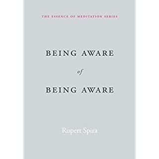 Being Aware of Being Aware: The Essence of Meditation, Volume 1