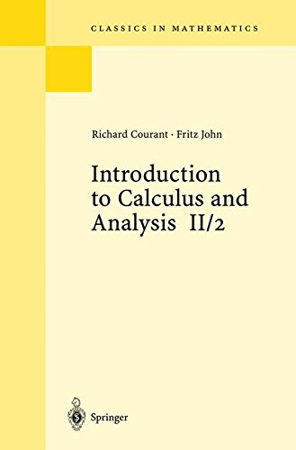 PDF] 002: Introduction to Calculus and Analysis II/2: Chapters 5-8 v