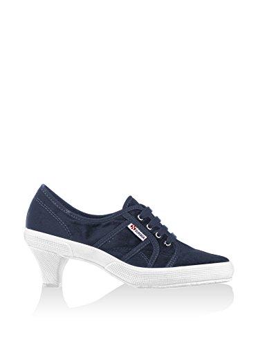 Damenschuhe- 2148-velw Blue