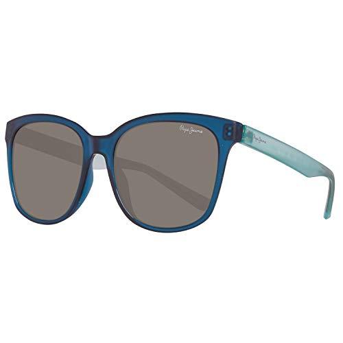 Pepe Jeans Damen PJ7290C454 Sonnenbrille, Blau (Blue), 54