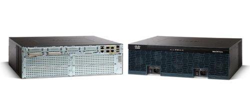 Cisco 3925 Integrated Services Router (Gigabit Ethernet) -