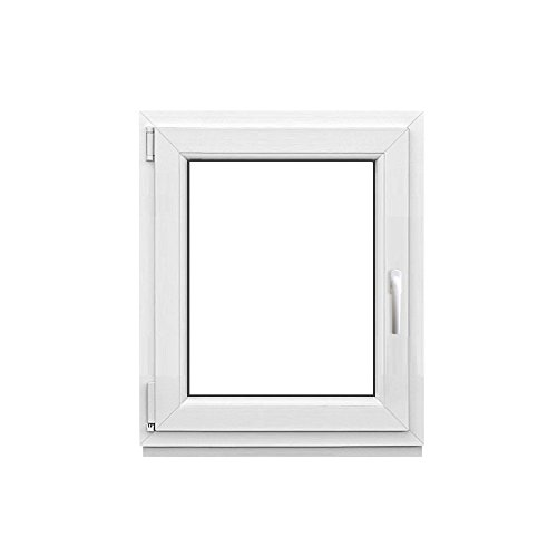 B x H DIN Links Ideal 4000 Classicline aus Mehrkammer-Kunststoffprofilen Fenster 1000 x 1200 mm