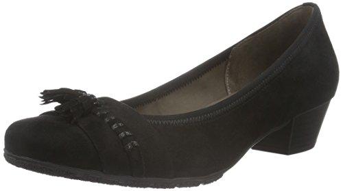 Gabor Shoes 55.403 Damen Geschlossene pumps Schwarz (Schwarz 17)