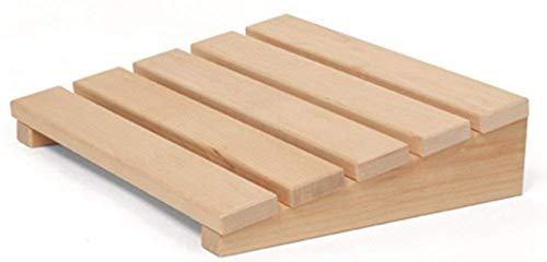 Sauna-Kopfstütze Klassik aus Birkenholz